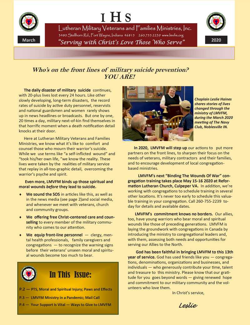 Newsletters/Articles